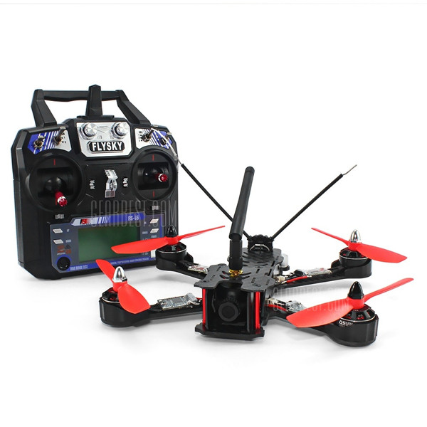 TTF F220 FPV Racing Quadcopter