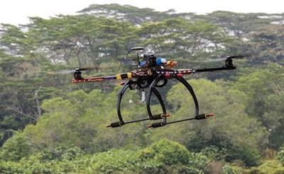 Applications Of UAVs In Commercial Sector
