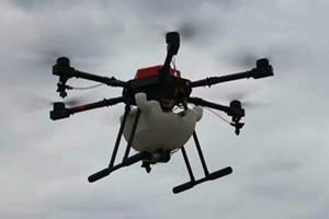 Drone use in agriculture increasing in Japan